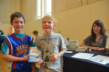 kentville book fair